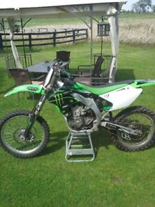 2006 kx450f with lots of upgrades try your trade!
