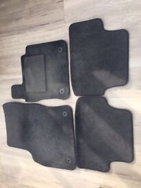 VW Golf Car Mats