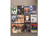 DVD Bundle - Including 14 disc Hitchcock Boxset (and 1VHS!)