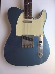 Fender Telecaster MIJ Rose Bay Eastern Suburbs Preview