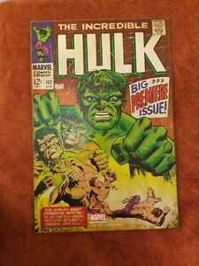 Incredible Hulk 13 by 19 inch wood wall plaque