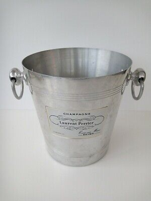 VINTAGE  LAURENT - PERRIER FRENCH CHAMPAGNE  ICE BUCKET