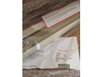 Cream venatian blinds new