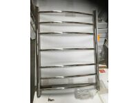 Electric Stainless Steel Towel Rail Electric Towel Radiator