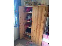 Flexa Wardrobe and drawers.