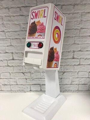 Soft Serve Ice Cream & Frozen Yogurt Dispenser