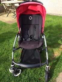 BUGABOO BEE plus with baby cocoon - price now dropped!!!