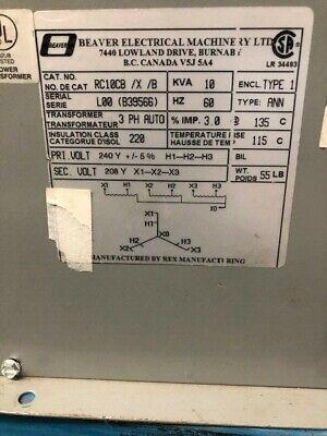 Transformer 10 Kva
