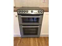 Hotpoint EW82 Slot in Cooker with Ceramic Hob, VGC