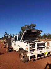 2001 Ford F350 Ute Hillston Carrathool Area Preview