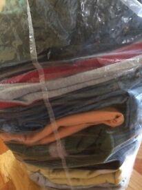 8 KILO BAG OF BOYS CLOTHES