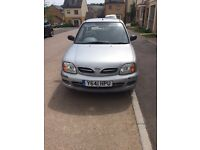 Lovely Nissan Micra 1.0 3 Door Automatic for Sale