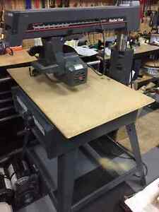 "10"" Craftsman Radial Arm Saw- Excellent Condition"