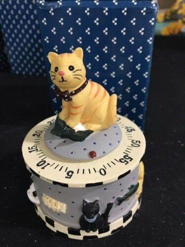 Kitchen Timer - Cat