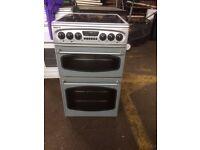 £96.23 beko grey ceramic electric cooker+50cm+3 months warranty for £96.23