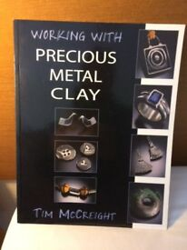 Book - Working with Precious Metal Clay - softback