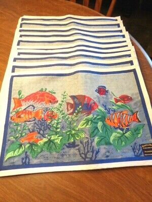 PLACEMATS SET OF 10