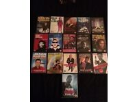 140 DVDs plus 33 movie collections and 49 tv boxset/collections - Job lot or bundles