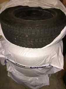 4 winter tires for sale London Ontario image 1