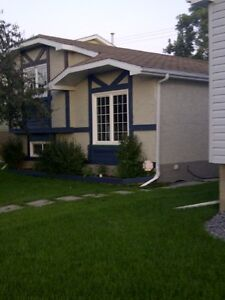 3 Bedroom House & Garage for Rent in Spruce Grove