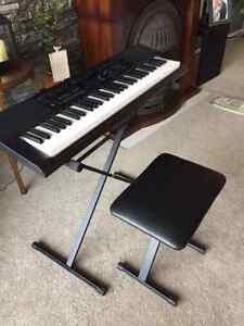 Casio CTK-2300 With Stand and Stool