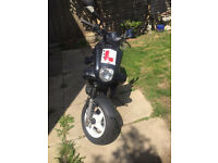 MBK Stunt Yamaha Slider 70cc / 50cc - New MOT, Exhaust NOT gilera runner typhoon zip piaggio