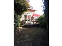 France _ Rural cottage with swimming pool in peaceful frenchc ountryside