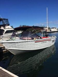 Ally Craft Bay Raider 4.55m Kangaroo Point Brisbane South East Preview