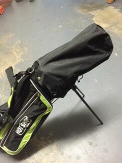Kids golf clubs with bag Mill Park Whittlesea Area Preview