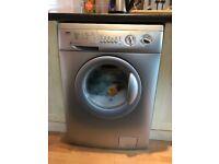Zanussi Essential 1200 washing machine in Silver