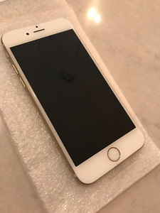 Apple iPhone 6 64GB (Gold) with plastic covering