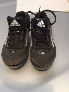 Adidas Baseball Cleats (youth size 12)