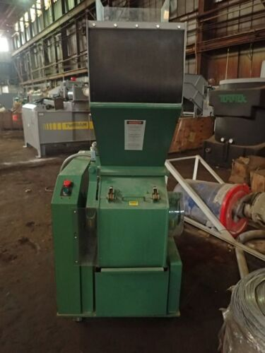 15 HP Temptek Granulator, Model 1216EM (2817-2)