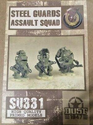 DUST 1947 - Steel Guard Assault Squad -=NEW=-
