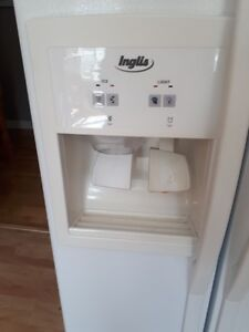 Inglis Refrigerator - (Stove and microwave also avail. for sale)