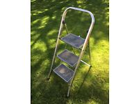 Hailo Aluminium Step Stool Ladder