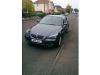 BMW 525D SE MOT FOR ONE YEAR PHONE 07922202014