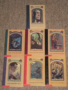 Lemony Snicket - A Series of Unfortunate Events