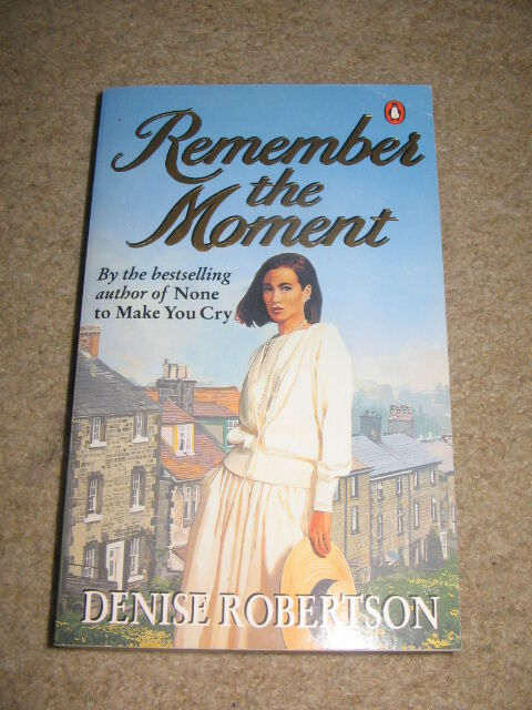 Remember The Moment by Denise Roberton PB other woman romance novel