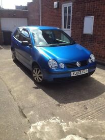 2003 Volkswagen Polo 1.2 E Three Door Hatchback
