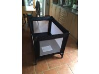 Mothercare folding child's cot