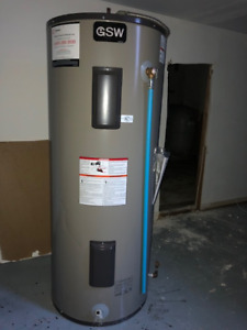 Electric water heater, washer & dryer for sale