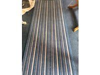 Wool carpet runner