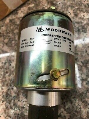 Woodward Governor Sa-1746 Speed Switch Type Gou