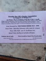 Fly in Fishing Trip tickets