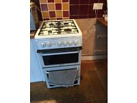 Hotpoint Gas Oven Cooker