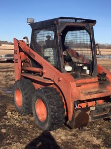 Thomas HD233 Skid Steer