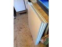 Insulation Panels x 3