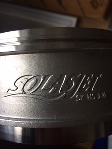 Solas Sea Doo Spark 2&3 Up 2014-2017 Stainless Wear Ring