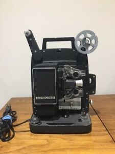 Bell and Howell 256 Autoload 8mm Movie Projector